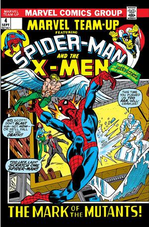 Marvel Team-Up Vol 1 4