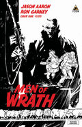 Men of Wrath Vol 1 1 Second Printing Variant