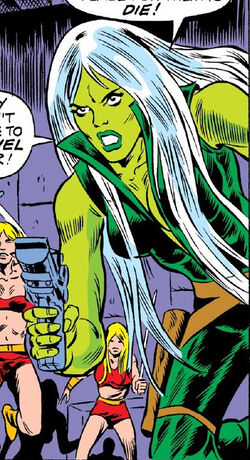 Mint Julep (Earth-691) from Amazing Adventures Vol 2 22 001
