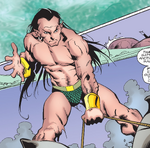 Namor McKenzie (Earth-1298) from Mutant X Vol 1 12 0001