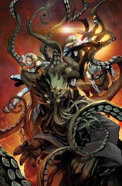 New Avengers Vol 4 4 Textless
