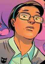 Nurse Imelda (P.S. 20) (Earth-616) from Moon Girl and Devil Dinosaur Vol 1 8