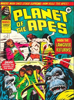 Planet of the Apes (UK) Vol 1 80