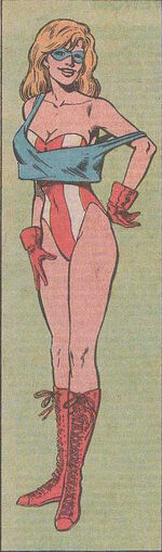 Priscilla Lyons (Earth-616) from Official Handbook of the Marvel Universe Vol 3 8 001