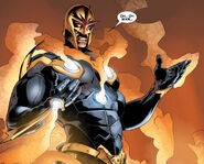 Richard Rider (Earth-616) from Annihilation Nova Vol 1 1 0002