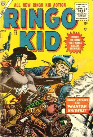 Ringo Kid Vol 1 12