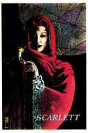 Scarlet Fasinera (Earth-616) from Moon Knight Special Edition Vol 1 1 001