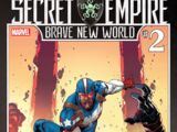 Secret Empire: Brave New World Vol 1 2