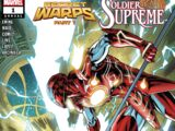Secret Warps: Soldier Supreme Annual Vol 1 1