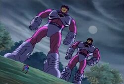 Sentinels (Earth-92131)