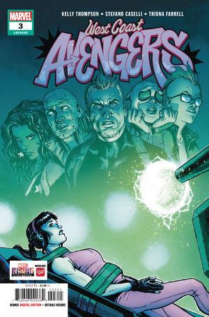 West Coast Avengers Vol 3 3