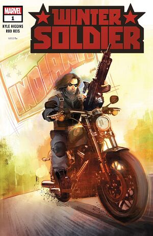 Winter Soldier Vol 2 1