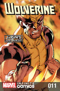 Wolverine Japan's Most Wanted Infinite Comic Vol 1 11