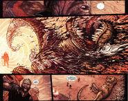 Wolverine Vol 3 71 page 11 Venom (Symbiote) (Earth-90210) Blackagar Boltagon (Earth-90210)