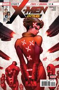 X-Men Gold Vol 2 23