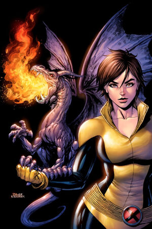 X-Men Gold Vol 2 30 Kitty Pryde Variant Textless