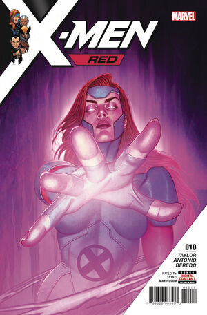 X-Men Red Vol 1 10