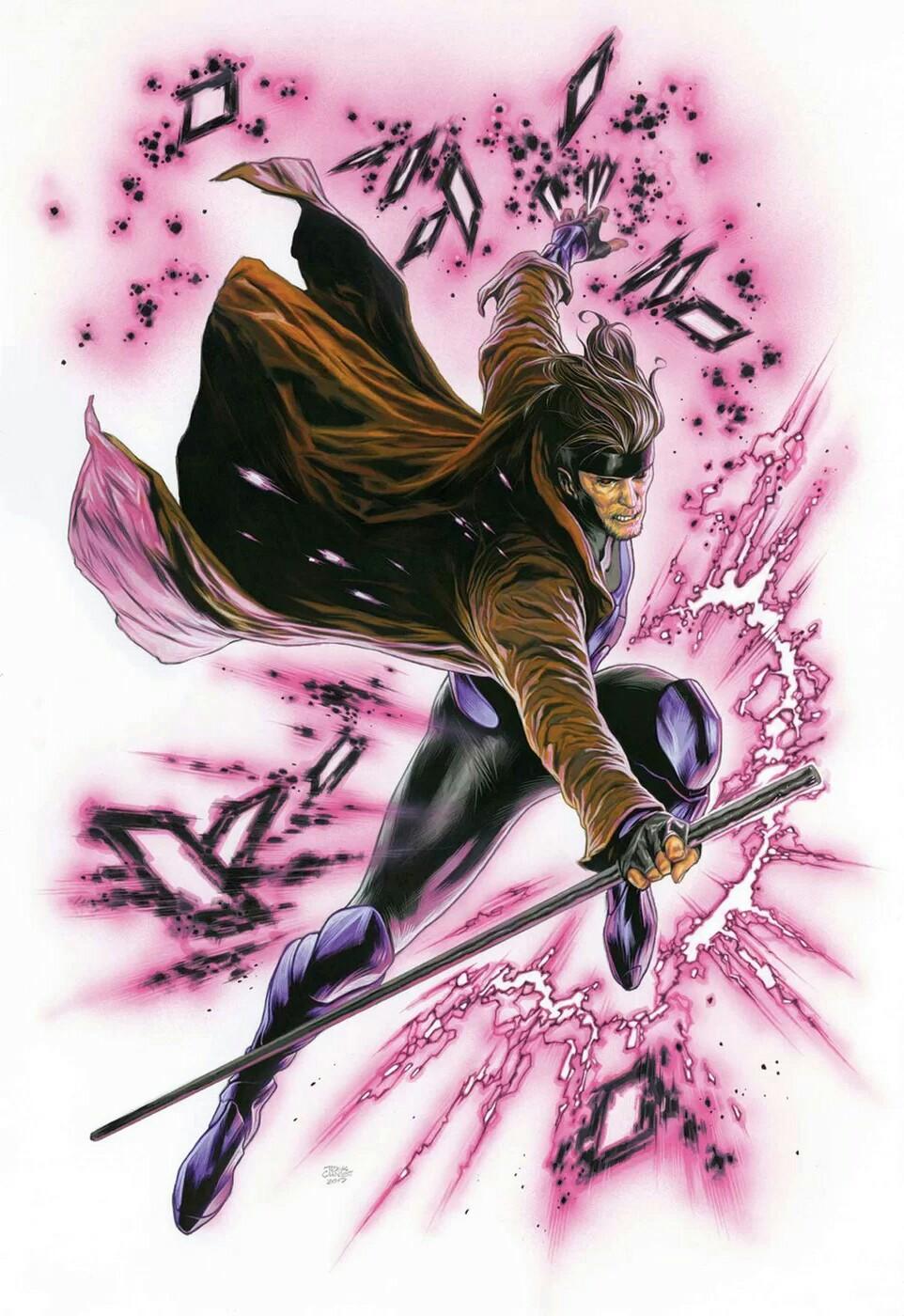 Remy LeBeau (Earth-616) | Marvel Database | FANDOM powered