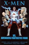 X-Men vs. Avengers Fantastic Four HC Vol 1 1