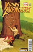 Young Avengers Vol 2 6 Wolverine Through the Ages Variant