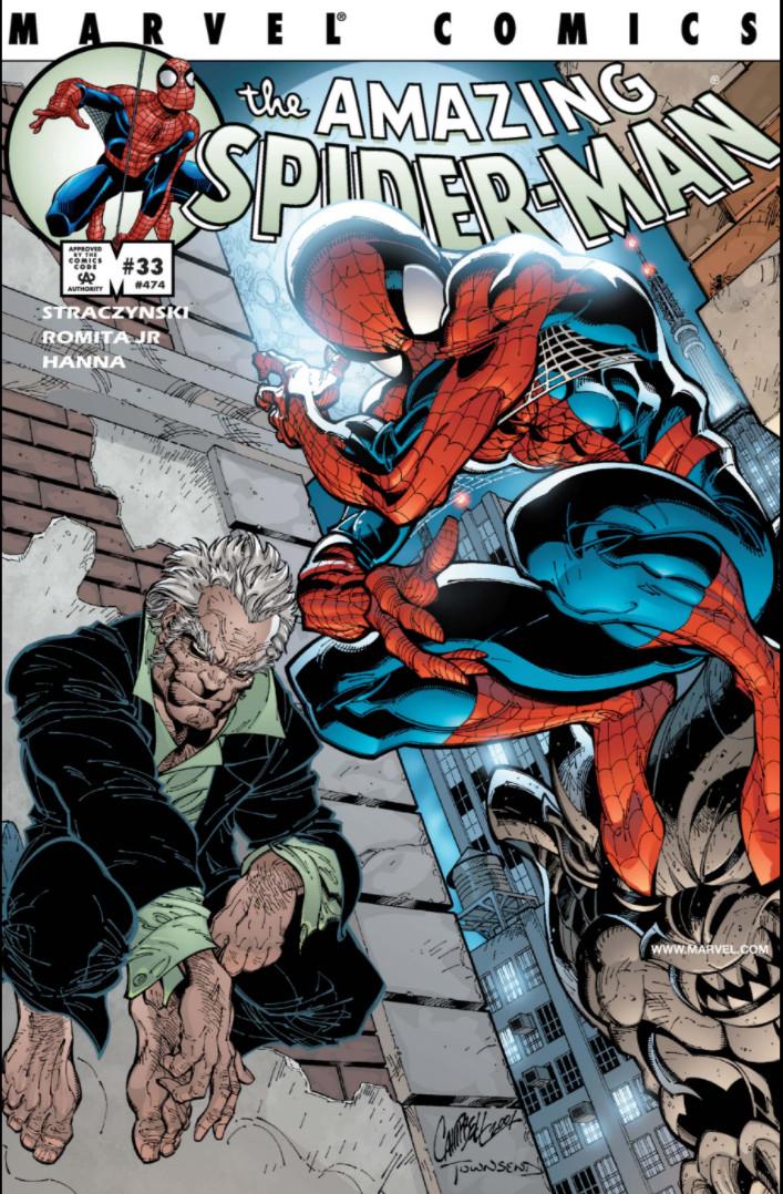 Amazing Spider-Man Vol 2 33
