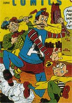 Archie the Gruesome (Earth-616) from Comedy Comics Vol 1 10 Cover