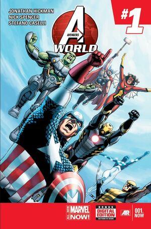 Avengers World Vol 1 1