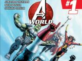 Avengers World Vol 1 1