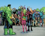 Camp Echo-1 from Champions Vol 2 10 003