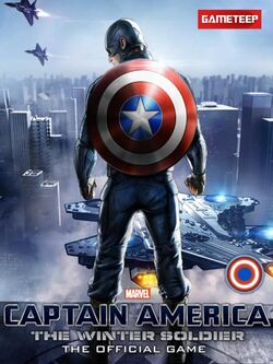 Captain America The Winter Soldier - The Official Game