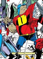 Captain Sheepdog (Earth-616) from Marvel Comics Presents Vol 1 38 0001