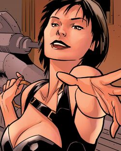 Ceres Goldstein (Earth-616) from Spider-Man Vol 2 19 001
