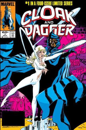 Cloak and Dagger Vol 1 1