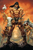 Conan the Barbarian Vol 3 1 Unknown Comic Books Exclusive Virgin Variant