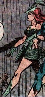 Darlene (Model) (Earth-616) from Marvel Team-Up Vol 1 105 0001