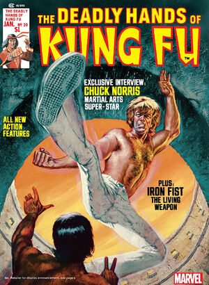 Deadly Hands of Kung Fu Vol 1 20