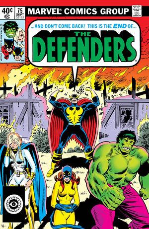 Defenders Vol 1 75