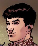 Doug (Earth-616) from Spider-Man Short Halloween Vol 1 1 0001