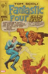 Fantastic Four: Grand Design Vol 1 2