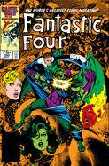Fantastic Four Vol 1 290