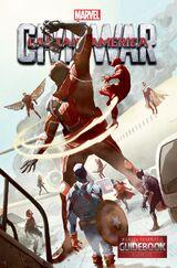 Guidebook to the Marvel Cinematic Universe - Marvel's Captain America: Civil War Vol 1 1