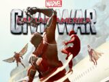 Guidebook to the Marvel Cinematic Universe - Marvel's Captain America: Civil War Vol 1 1