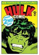 Hulk Comic (UK) Vol 1 2
