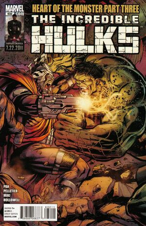Incredible Hulks Vol 1 632