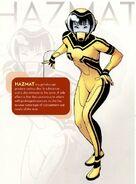 Jennifer Takeda (Earth-616) from Avengers Academy Vol 1 1 0001