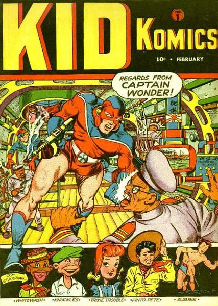 Kid Komics Vol 1 1