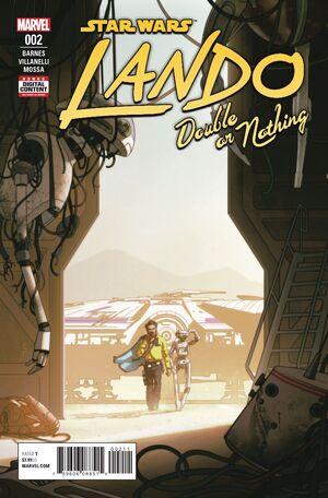 Lando Double or Nothing Vol 1 2