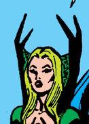 Lorna Dane (Earth-616)-Defenders Vol 1 63 001