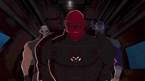"Marvel's Avengers Assemble Season 1 Episode 13 ""In Deep"" Clip"