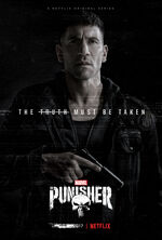 Marvel's The Punisher Poster 004